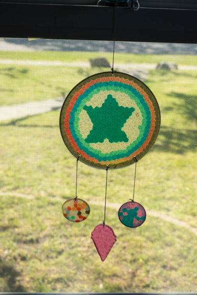 Bead Sun catcher-26