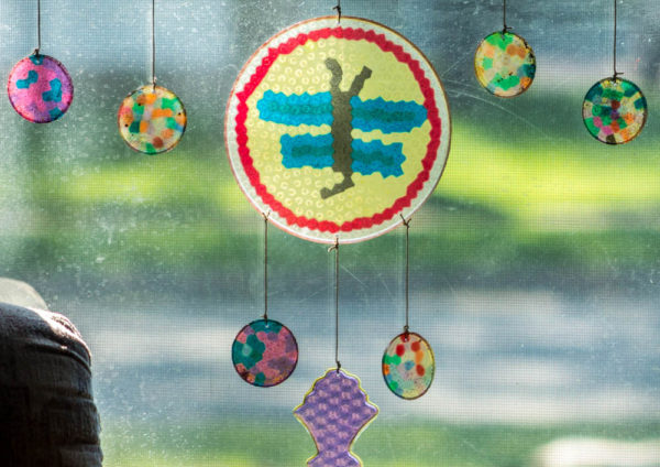 Bead Sun catcher-37