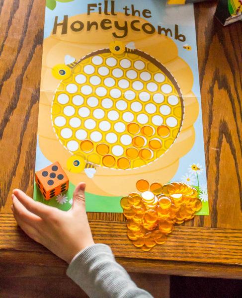 Bee-math