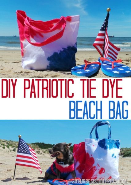 DIY-Patriotic-Tie-Dye-Beach-Bag-by-IrresistiblePets.com_thumb