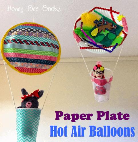 Paper-Plate-Hot-Air-Balloons-2014-Kids-Craft-ideas