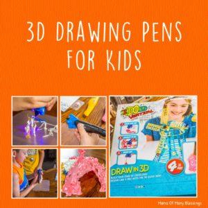 3D Pens For Kids
