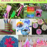 50 Awesome, Quick and Easy Kids Craft Ideas For Summer