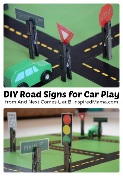 Easy-DIY-Toys-Fun-Road-Signs--Kids-Craft-ideas