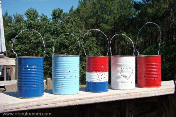 Tin-Can-Lanterns-Kids-Craft-ideas