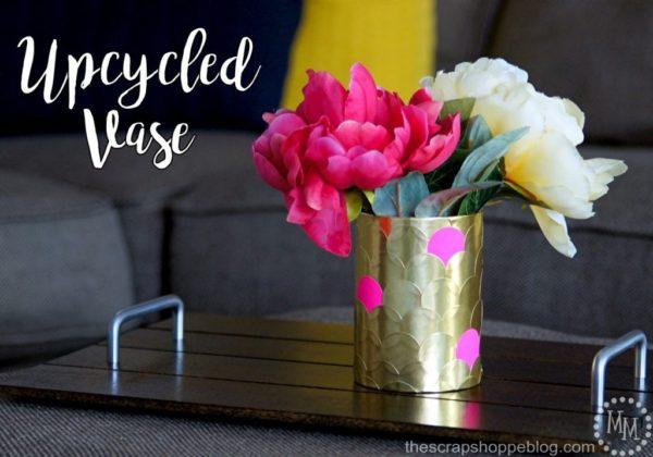 Upcycled-Vase-1024x716-Kids-Craft-ideas