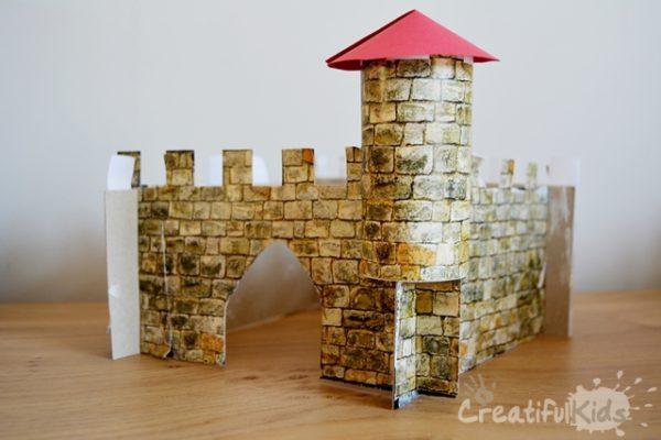 creatifulkids-castle-crafts-from-cardboard-Kids-Craft-ideas