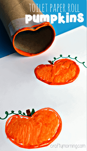 toilet-paper-roll-pumpkin-stamp-halloween-craft-kids-craft-ideas-for-fall