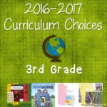 3rd Grade homeschool Curriculum Choices