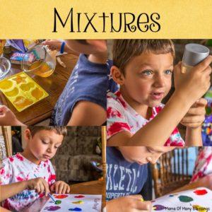 Mixtures In Science