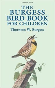 burgess bird book for children