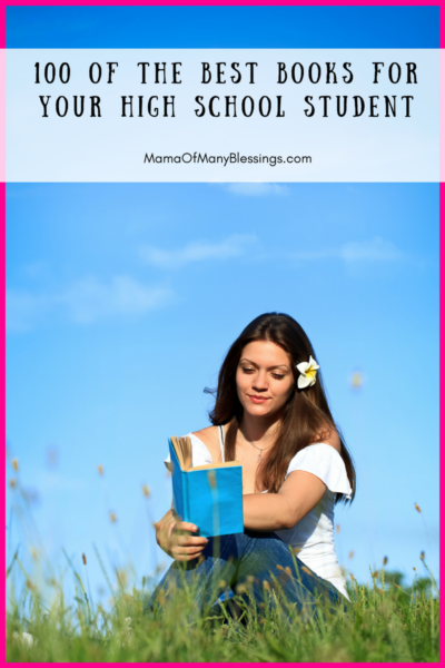 100 Of The Best Books For Your High School Student Pinterest