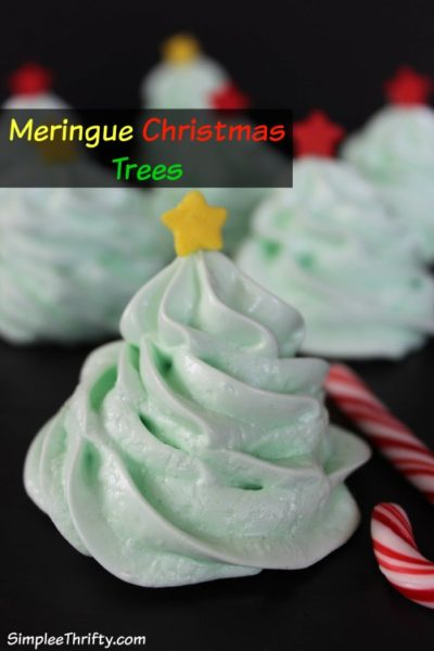 meringue-christmas-trees