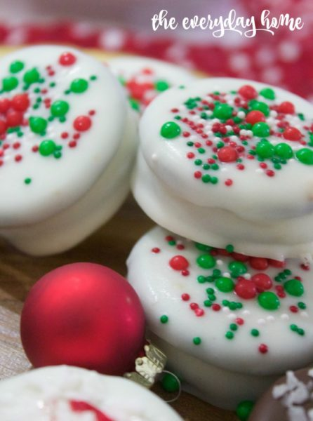 white-chocolate-covered-oreos-with-sprinkles-2015-christmas-cookie-exchange-the-everyday-home-www-everydayhomeblog-com_
