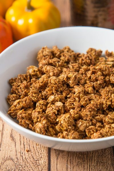 pumpkin-spice-granola-5-Pumpkin-Recipes