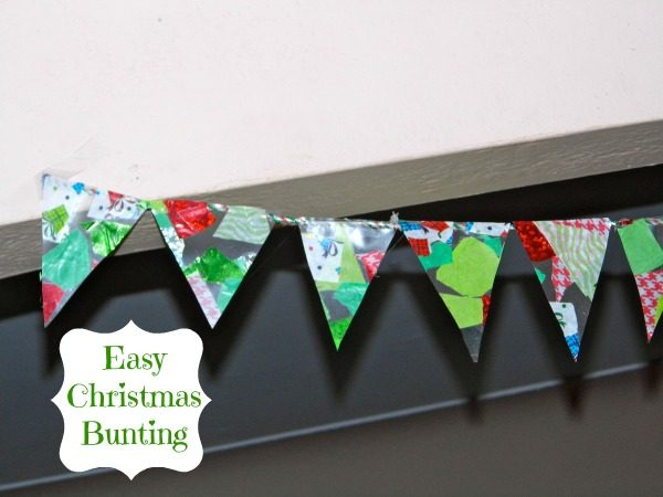 christmas-bunting-Kids-Craft-Ideas-For-Christmas