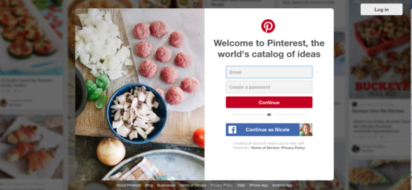 Pinterest To Increase blog Traffic