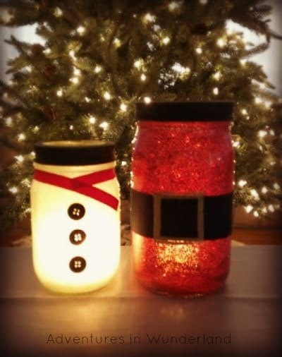christmascandles-Kids-Craft-Ideas-For-Christmas