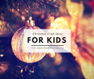 Super Easy Ornaments Christmas Kids Craft Ideas