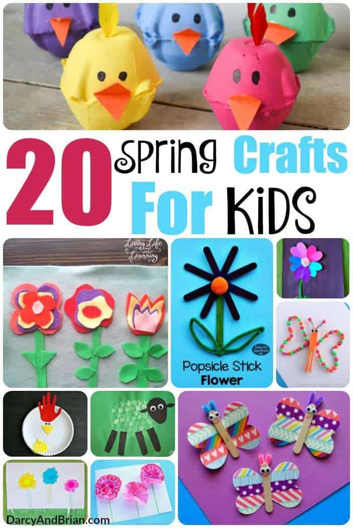 20-Spring-Crafts-For-Kids