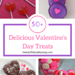 50 Festive and Delicious Valentines Day Recipes