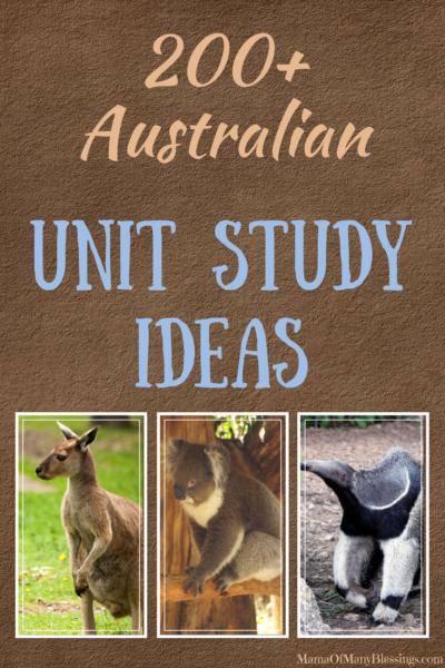 Australia | TheHomeSchoolMom