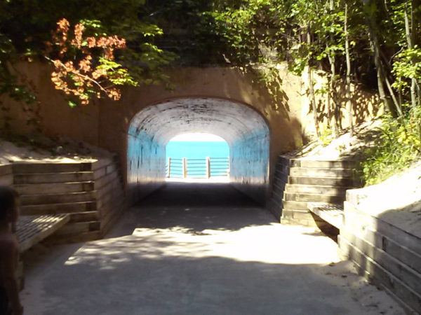 Tunnel Park Michigan Field Trips In Michigan