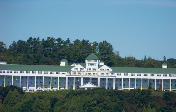 Grand Hotel Mackinac Island Field Trips In Michigan
