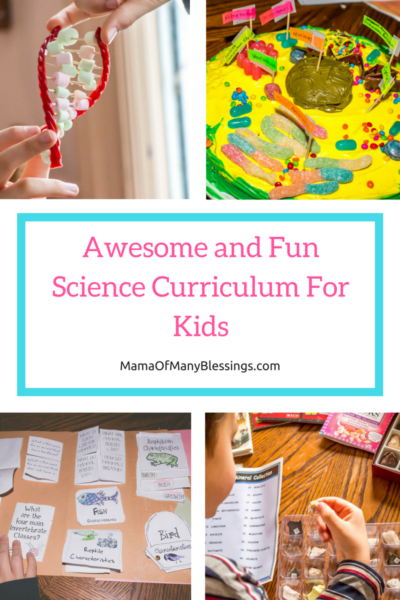 Sonlight Science Curriclum Pinterest