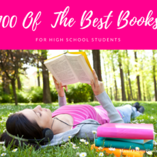 100 Of The Best Books For high School Students Facebook
