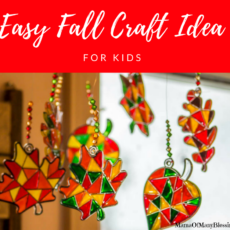 Easy Craft Idea For Kids Facebook