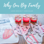 Why Our Big Family Loves Sonlight