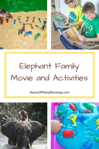 Elephant Family Movie Phoenix Wilder and The Great Elephant Adventure