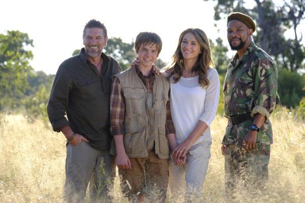 Elephant Family Movie Phoenix Wilder: And The Great Elephant Adventure