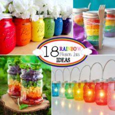 rainbow-mason-jars