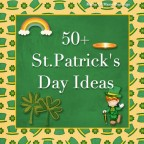 50+ St Patrick Day Ideas & A Link Up