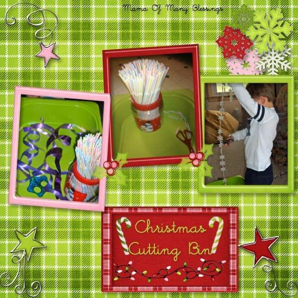Christmas Cutting
