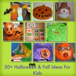 50+ Halloween and Fall Ideas For Kids
