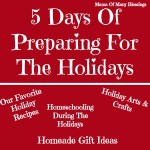 Preparing For The Holidays: Easy Christmas Arts and Crafts