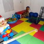 Our Playroom/ Sensory Motor Room