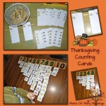 Thanksgiving Counting Cards