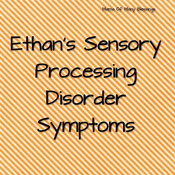 Ethan's Sensory Processing Disorder Journey