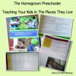 The Homegrown Preschooler ~ Schoolhouse Review Crew