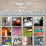 Sensory Diet and Our Favorite SPD Products