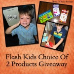 Flash Kids Review and Giveaway
