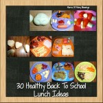 30 Back To School Lunch Ideas & Krogers Gift Card Giveaway