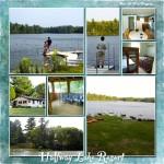 Halfway Lake Resort ~ Upper Peninsula Michigan Vacation #puremichigan