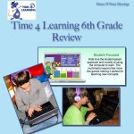 Time4Learning Grade 6 ~ Schoolhouse Review Crew #hsreview