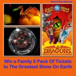 Ringling Brothers Circus 2013 ~ Dragons ~ Coming To Grand Rapids ~ Giveaway!!! #GRRingling