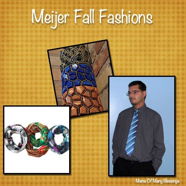 Meijer Fall Fashion #MeijerStyle